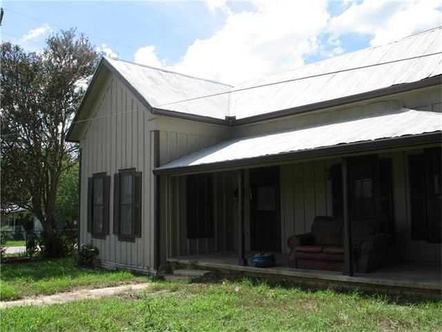 168 Waco St, Mcdade, TX 78650