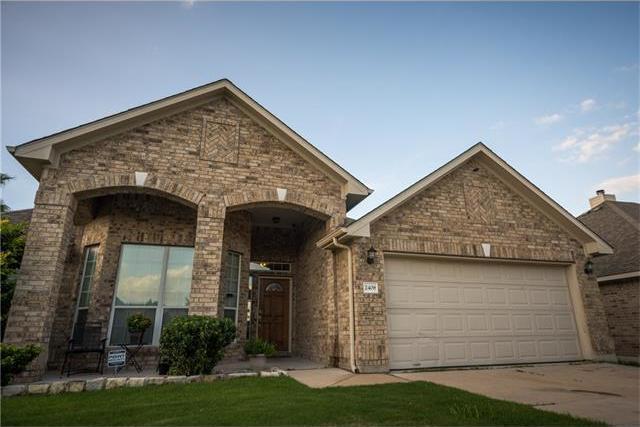 2408 Holsten Hill Dr, Pflugerville, TX 78660