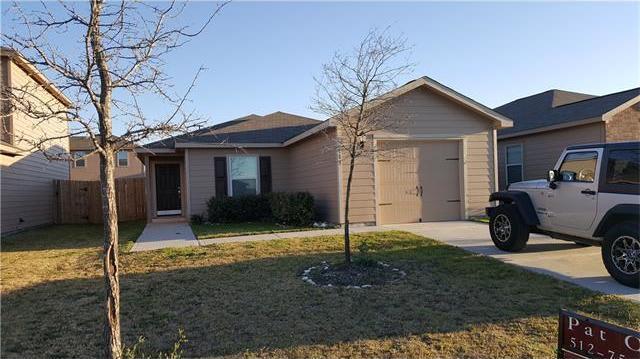 113 Robertson Ln, Jarrell, TX 76537