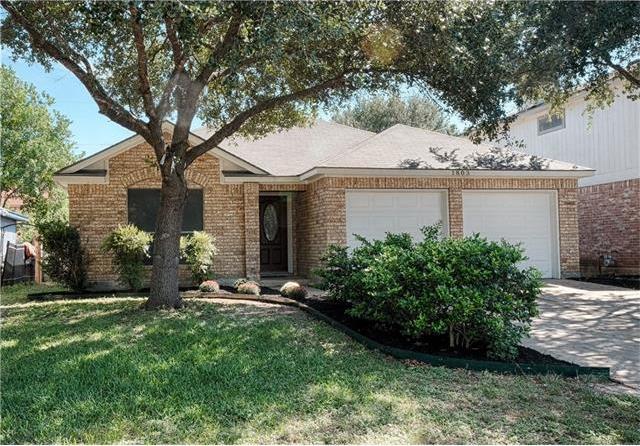 1803 Hollow Tree Blvd, Round Rock, TX 78681