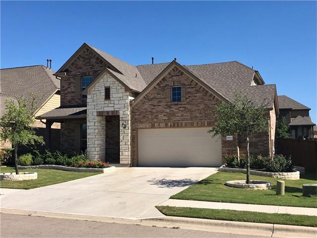 2913 Wedgescale Pass, Leander, TX 78641