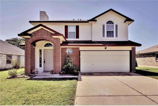 710 North Creek Blvd, Leander, TX 78641
