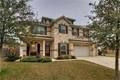 2804 Marigold Heights Ct, Pflugerville, TX 78660