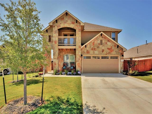 119 Blue Waterleaf Ln, Georgetown, TX 78626