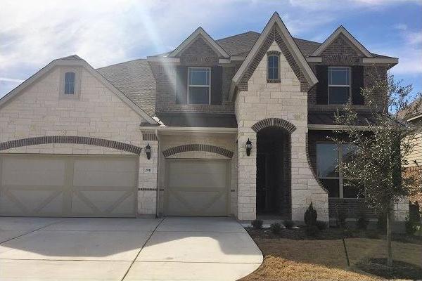 2917 Waterson St, Pflugerville, TX 78660