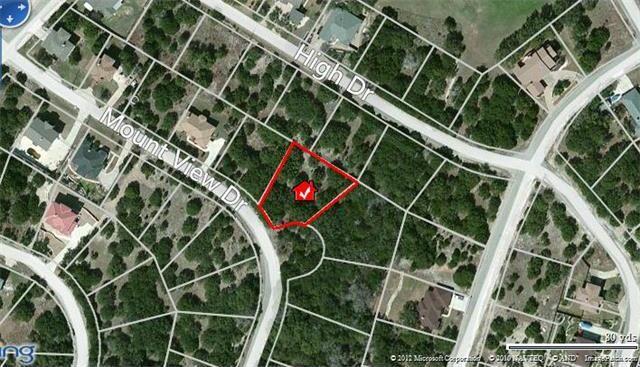 21328 Mount View Dr, Lago Vista, TX 78645