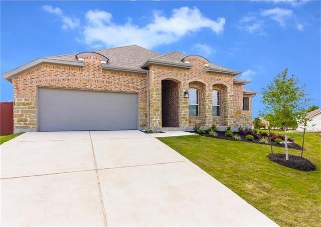 1729 Highland Ridge Rd, Georgetown, TX 78628