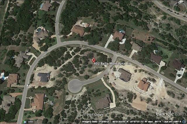 402 Bella Montagna Cir, Austin, TX 78734