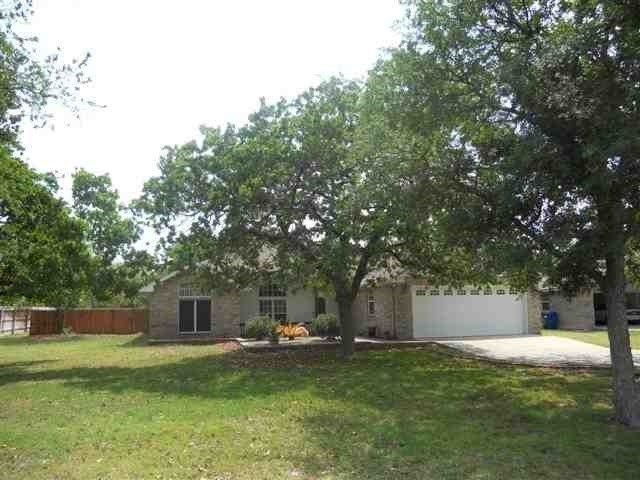 435 N Chaparral, Burnet, TX 78611
