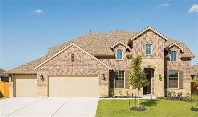 3017 Margarita Loop, Round Rock, TX 78665