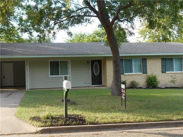 1006 George St, Taylor, TX 76574