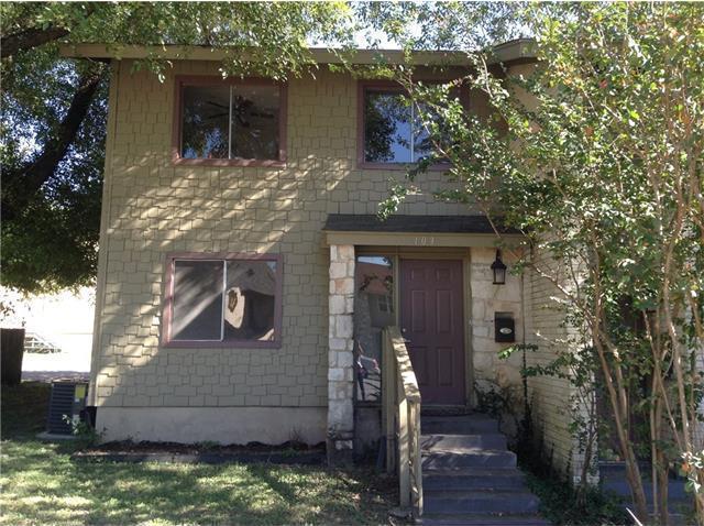 8807 Dawnridge Cir #103, Austin, TX 78757