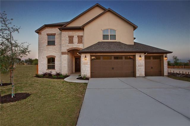 4125 Haight St, Round Rock, TX 78681
