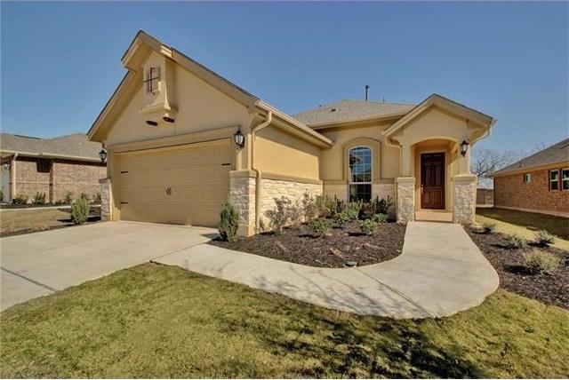 5071 Lunata Way, Round Rock, TX 78665