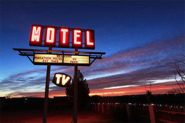 701 Marathon Motel, Other, TX 79842