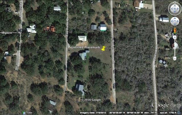 Lot 109 Broken Arrow Dr, Spicewood, TX 78669