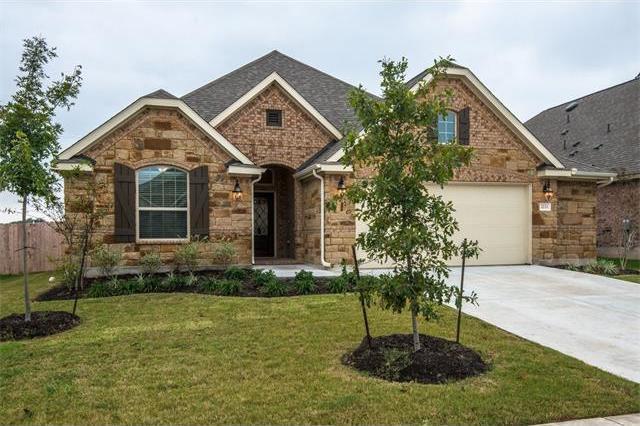 3233 Cotton Blossom Way, Pflugerville, TX 78660