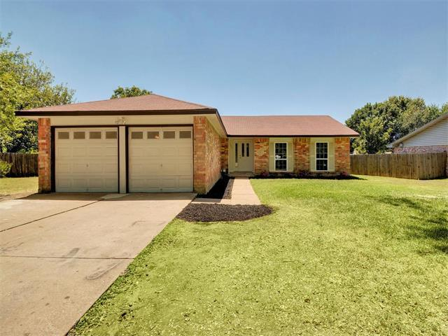 1007 Rolling Green Dr, Round Rock, TX 78664