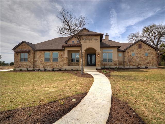 405 Highland Bluff Dr, Georgetown, TX 78633
