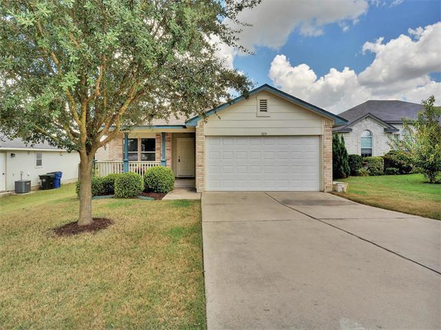 323 Lakemont Dr, Hutto, TX 78634