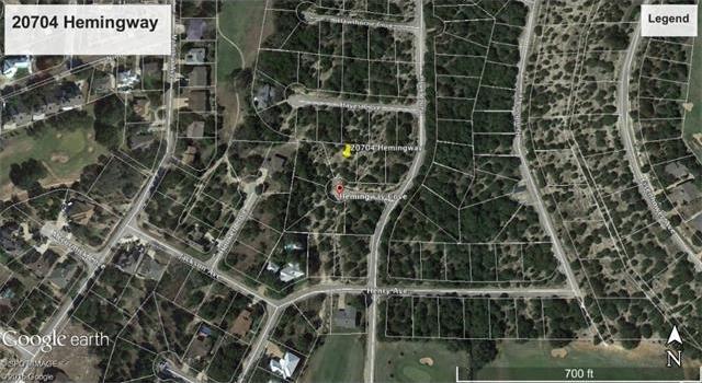 20704 Hemingway Cv, Lago Vista, TX 78645