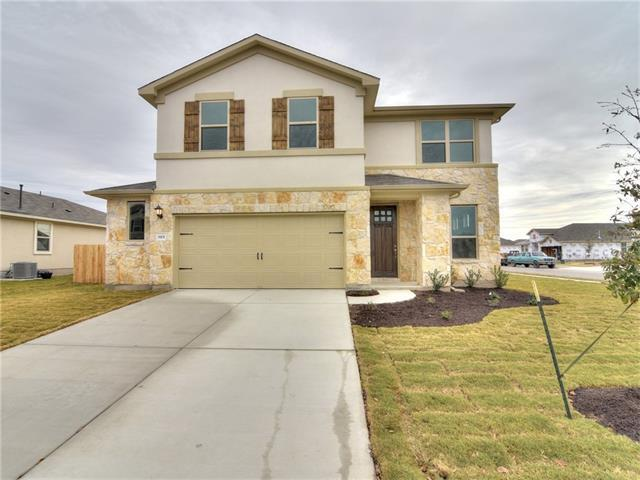 8101 Rosano St, Round Rock, TX 78665