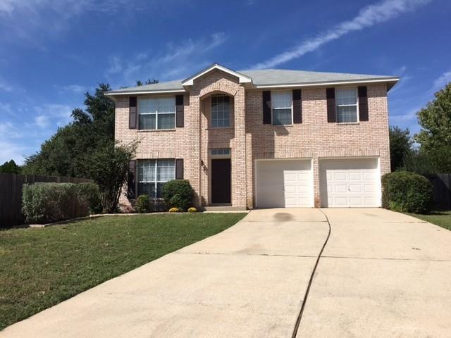 16824 Luckenwald Dr, Round Rock, TX 78681