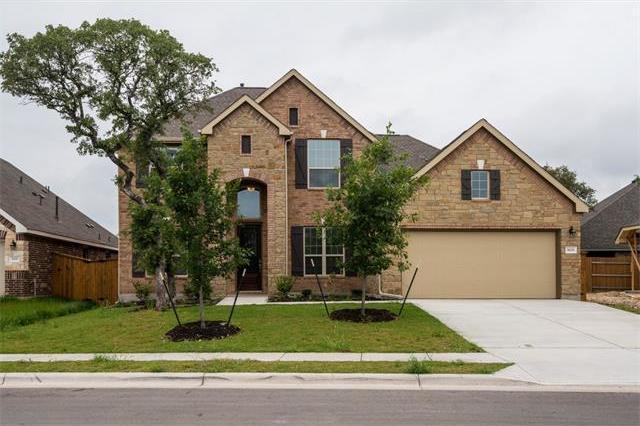 3606 Ashbury Rd., Round Rock, TX 78681