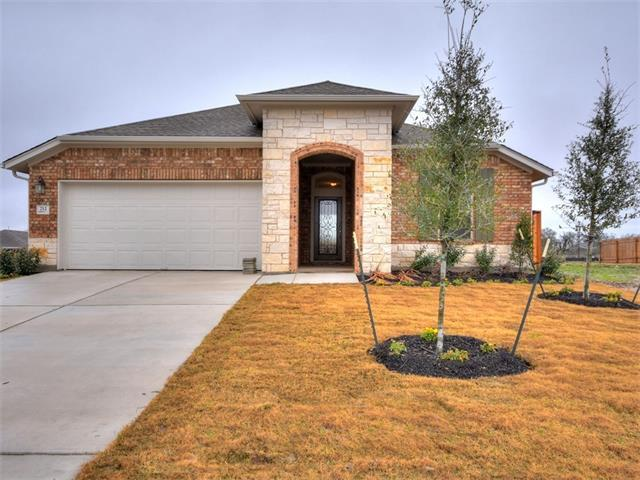 712 Inspiration Dr, Liberty Hill, TX 78642