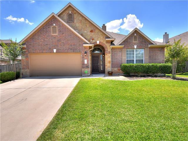 4508 Monterosa Ln, Round Rock, TX 78665