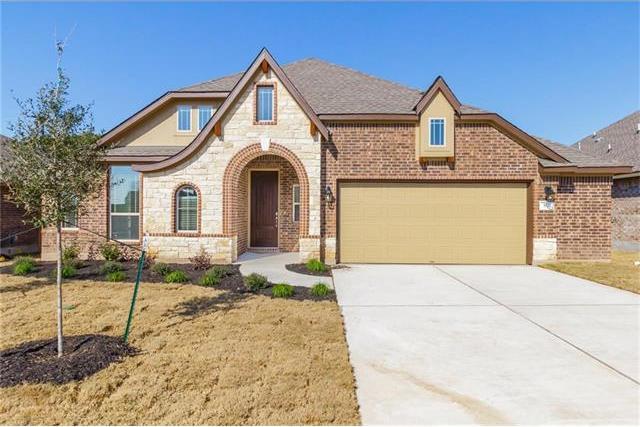317 Kirkhill St, Hutto, TX 78634