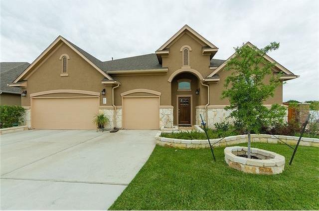 4382 Caldwell Palm Cir, Round Rock, TX 78665