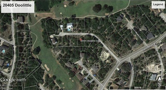 20405 Doolittle Cv, Lago Vista, TX 78645