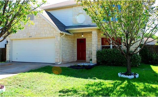 2202 Bluebonnet Dr, Round Rock, TX 78664