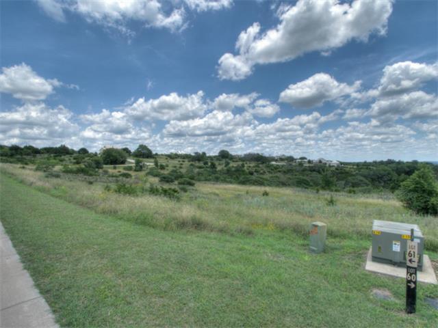 Lot 61 Canyon View, Burnet, TX 78611