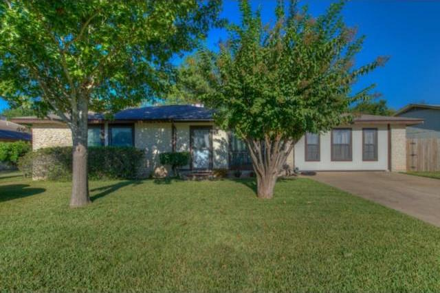 1602 Provident Ln, Round Rock, TX 78664