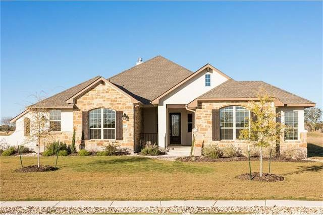308 Buffalo Trl, Liberty Hill, TX 78642