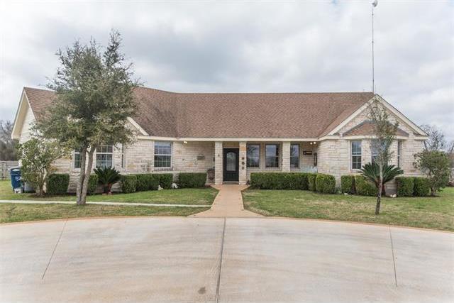 165 Gabriel Meadows Dr, Hutto, TX 78634