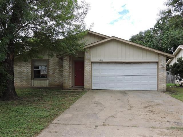 1903 Cameo Dr, Round Rock, TX 78664