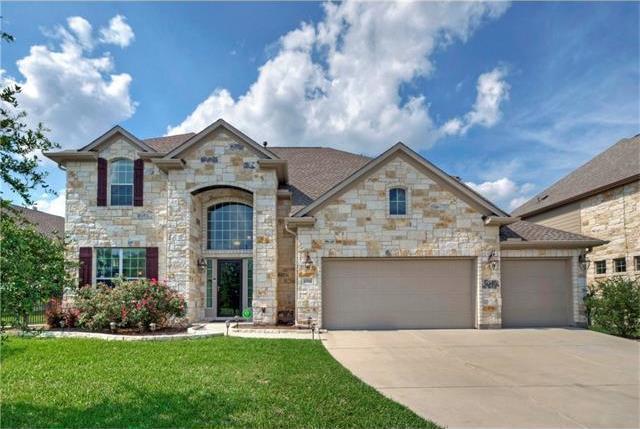 1532 Hidden Springs Path, Round Rock, TX 78665