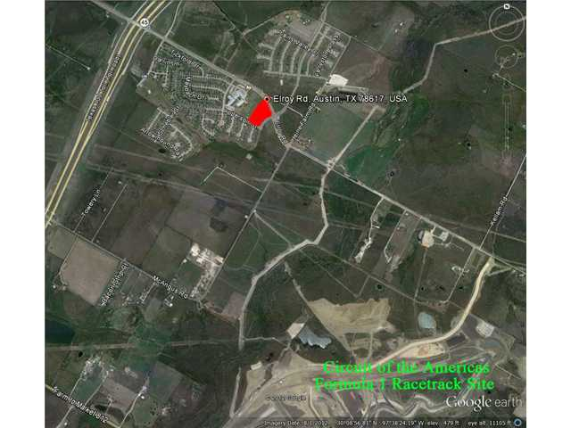 Mc Angus Rd, Del Valle, TX 78617