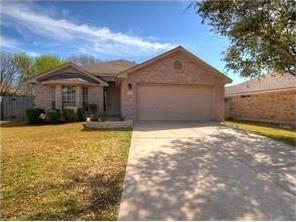 2321 Beckwood Trl, Round Rock, TX 78665
