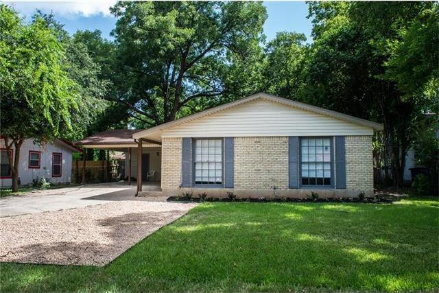 1608 Sweetbriar Ave, Austin, TX 78723