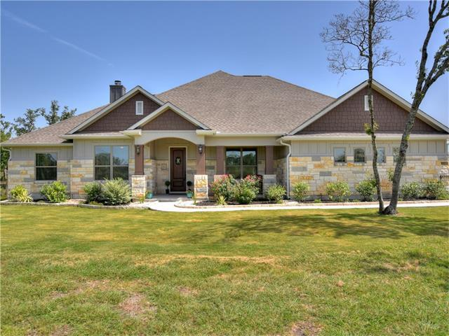 116 Stonehouse Dr, Liberty Hill, TX 78642
