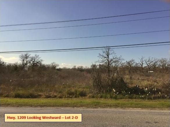 Lot 2-D Patrick Subdivision, Cedar Creek, TX 78612
