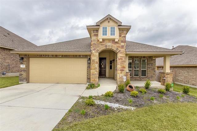 137 Silkstone St, Hutto, TX 78634