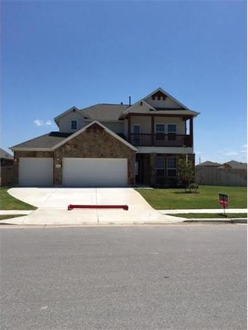 8073 Motzart St, Round Rock, TX 78665