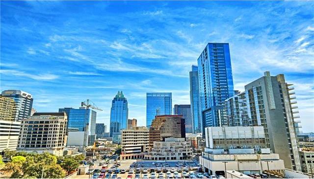 360 Nueces #911, Austin, TX 78701