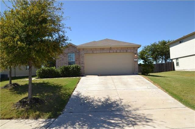 309 Lidell St, Hutto, TX 78634