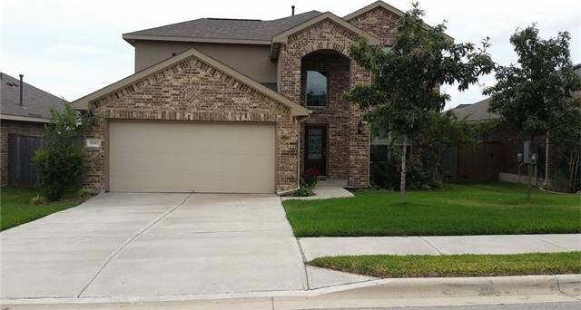 4545 Chestnut Meadows Bnd, Georgetown, TX 78626